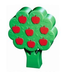 Pusculita sub forma de copac cu mere