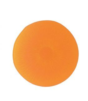 Farfurie foarte mare portocalie Aster