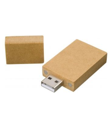 USB stick hartie reciclata, 4 GB