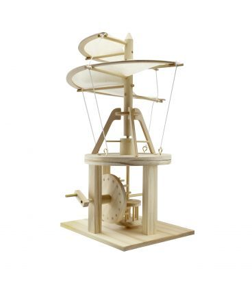 Kit Leonardo da Vinci construieste o antena