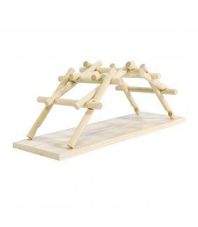 Kit Leonardo da Vinci construieste un pod
