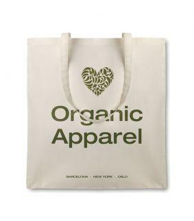 Sacoșă cumpărături din bumbac organic
