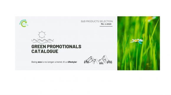 Catalog Promoționale Verzi - selecție pentru vară