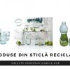 Produse promoționale din sticlă reciclată!